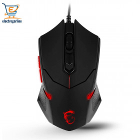 Mouse óptico MSI Interceptor DS B1 Gaming
