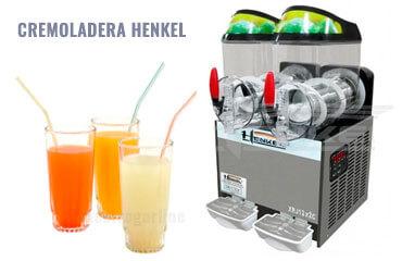 Cremoladeras Henkel